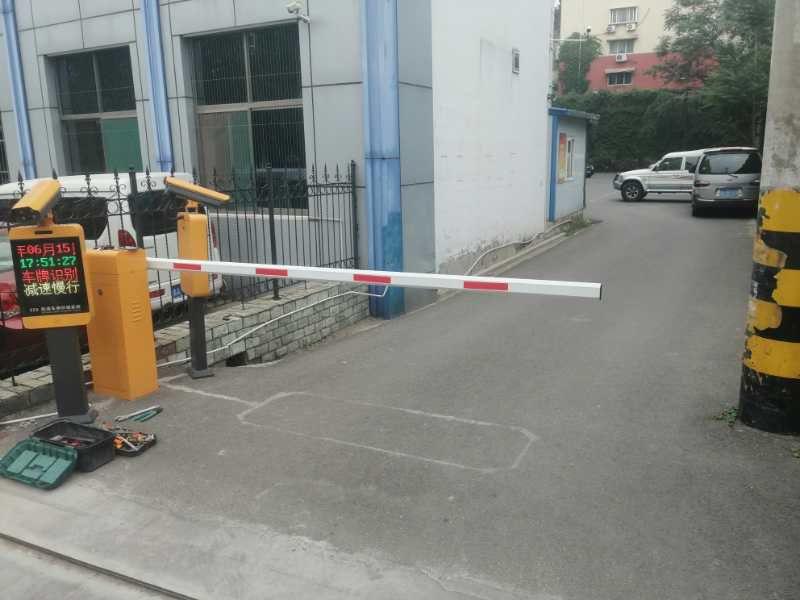 扬州广陵区车牌识别