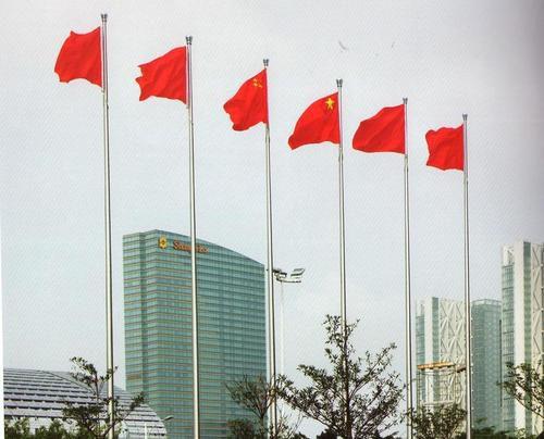 扬州广陵区旗杆