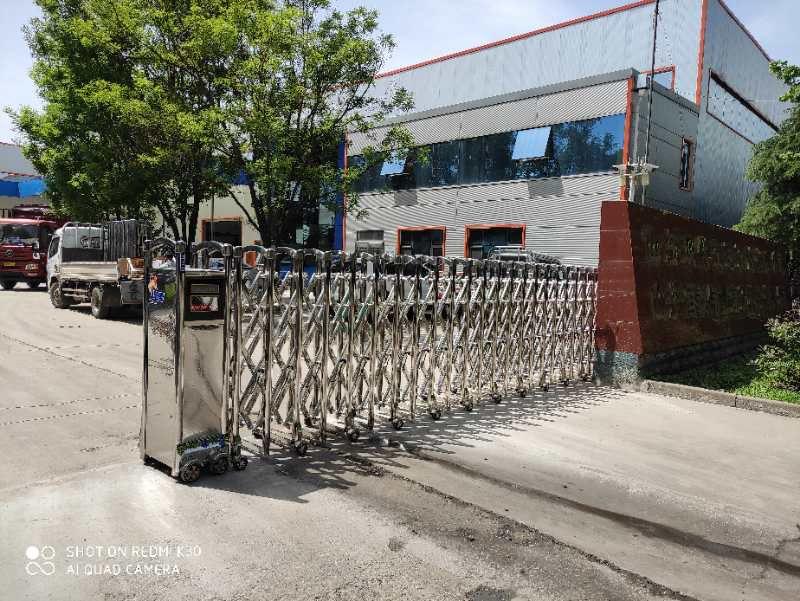 淄博周村区电动门